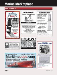 Marine News Magazine, page 126,  Sep 2013