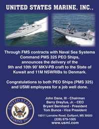 Marine News Magazine, page 25,  Sep 2013 Tom Bunce