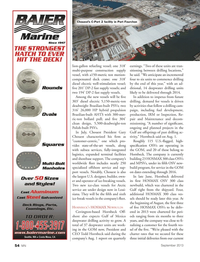 Marine News Magazine, page 54,  Sep 2013 subsea services