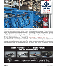 Marine News Magazine, page 74,  Sep 2013 double-walled gas storage tanks