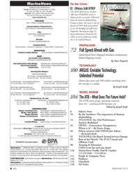 Marine News Magazine, page 6,  Sep 2013