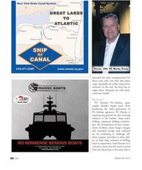Marine News Magazine, page 80,  Sep 2013 deck transportation
