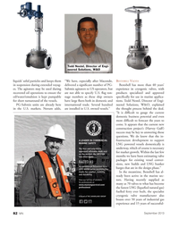 Marine News Magazine, page 82,  Sep 2013 recovered oil operations
