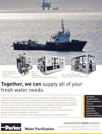 Marine News Magazine, page 2nd Cover,  Oct 2013