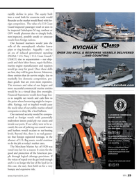 Marine News Magazine, page 25,  Oct 2013