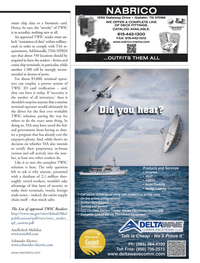 Marine News Magazine, page 31,  Oct 2013 Schneider Electric
