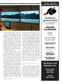 Marine News Magazine, page 33,  Oct 2013 Mississippi