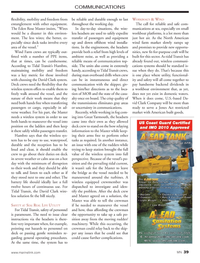 Marine News Magazine, page 39,  Oct 2013 Wireless Communi