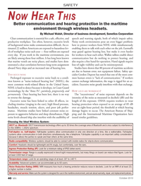 Marine News Magazine, page 40,  Oct 2013 Occupational Safety and Health Administration