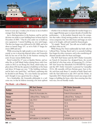 Marine News Magazine, page 44,  Oct 2013 thicker steel plate