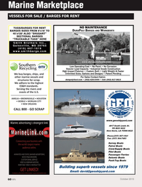 Marine News Magazine, page 60,  Oct 2013
