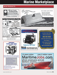 Marine News Magazine, page 61,  Oct 2013
