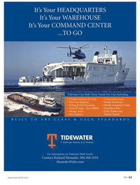 Marine News Magazine, page 11,  Nov 2013