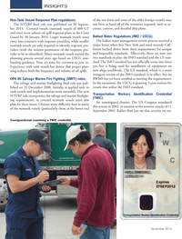 Marine News Magazine, page 14,  Nov 2013 oil spill response plans