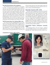 Marine News Magazine, page 14,  Nov 2013 oil spill response plans