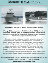 Marine News Magazine, page 2nd Cover,  Nov 2013