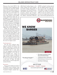 Marine News Magazine, page 29,  Nov 2013 US Federal Reserve