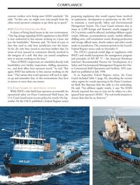 Marine News Magazine, page 36,  Nov 2013 U.S. Coast Guard