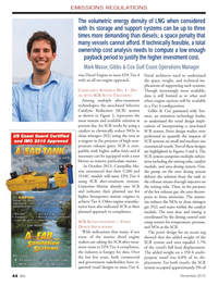 Marine News Magazine, page 44,  Nov 2013 after-treatment systems