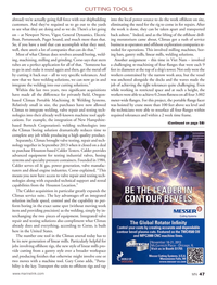Marine News Magazine, page 47,  Nov 2013 Vigor