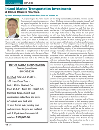 Marine News Magazine, page 48,  Nov 2013 surface transportation