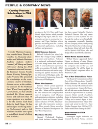 Marine News Magazine, page 50,  Nov 2013 California