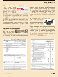 Marine News Magazine, page 57,  Nov 2013 Hull Forms