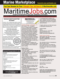 Marine News Magazine, page 59,  Nov 2013 International Maritime Business Faculty