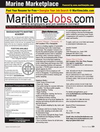 Marine News Magazine, page 59,  Nov 2013 International Maritime Business Faculty
