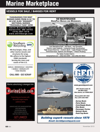 Marine News Magazine, page 60,  Nov 2013