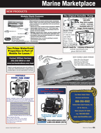 Marine News Magazine, page 61,  Nov 2013 Port of Mobile