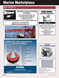 Marine News Magazine, page 62,  Nov 2013 BRM