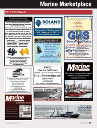 Marine News Magazine, page 63,  Nov 2013