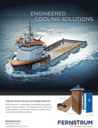 Marine News Magazine, page 4th Cover,  Nov 2013