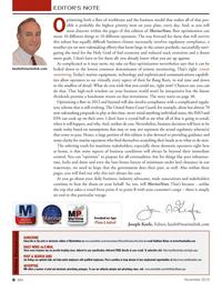 Marine News Magazine, page 6,  Nov 2013 Keefe