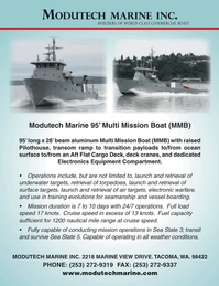 Marine News Magazine, page 2nd Cover,  Dec 2013