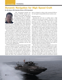 Marine News Magazine, page 22,  Dec 2013 Chalmers University of Technology
