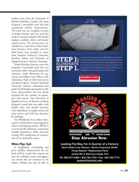 Marine News Magazine, page 27,  Dec 2013 Tolani Maritime Institute