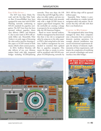 Marine News Magazine, page 41,  Dec 2013 S/R Liberty Bay