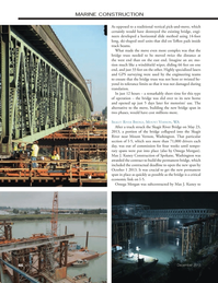 Marine News Magazine, page 46,  Dec 2013 Washington