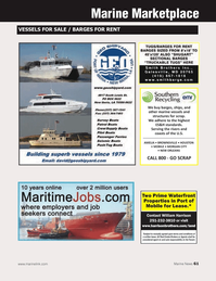 Marine News Magazine, page 61,  Dec 2013 Port of Mobile