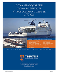 Marine News Magazine, page 17,  Jan 2014