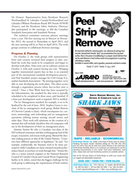 Marine News Magazine, page 29,  Jan 2014 Robin Browne