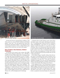 Marine News Magazine, page 34,  Jan 2014 Alaska coast