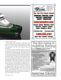 Marine News Magazine, page 35,  Jan 2014