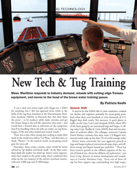 Marine News Magazine, page 36,  Jan 2014 Patricia Keefe