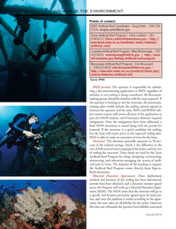 Marine News Magazine, page 42,  Jan 2014 Doug Peter