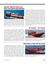 Marine News Magazine, page 49,  Jan 2014