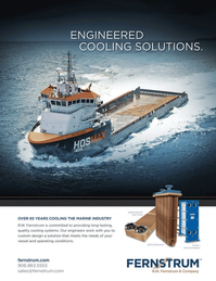 Marine News Magazine, page 4th Cover,  Jan 2014