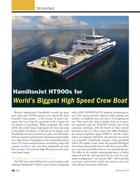 Marine News Magazine, page 46,  Feb 2014
